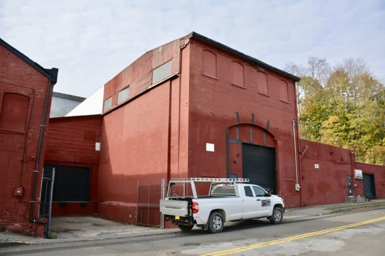 Industrial Space for Lease at 1-15 S Colden St in Newburgh, New York front