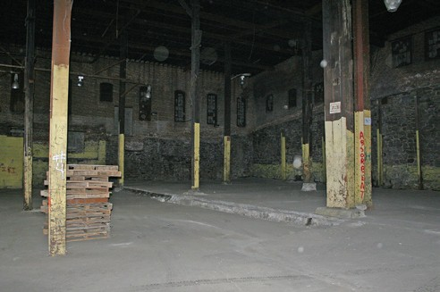 Industrial Space for Lease at 1-15 S Colden St in Newburgh, New York interior 2