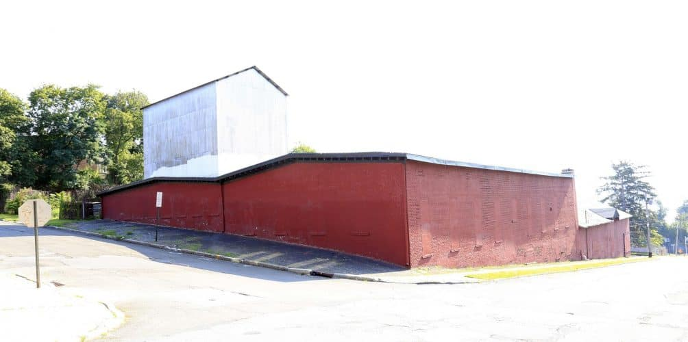 Industrial Space for Lease at 1-15 S Colden St in Newburgh, New York rear view